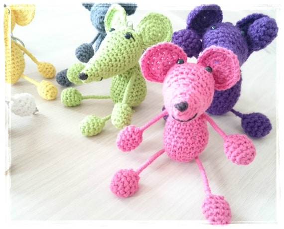 mouse Archives - Amigurumi X | 460x570