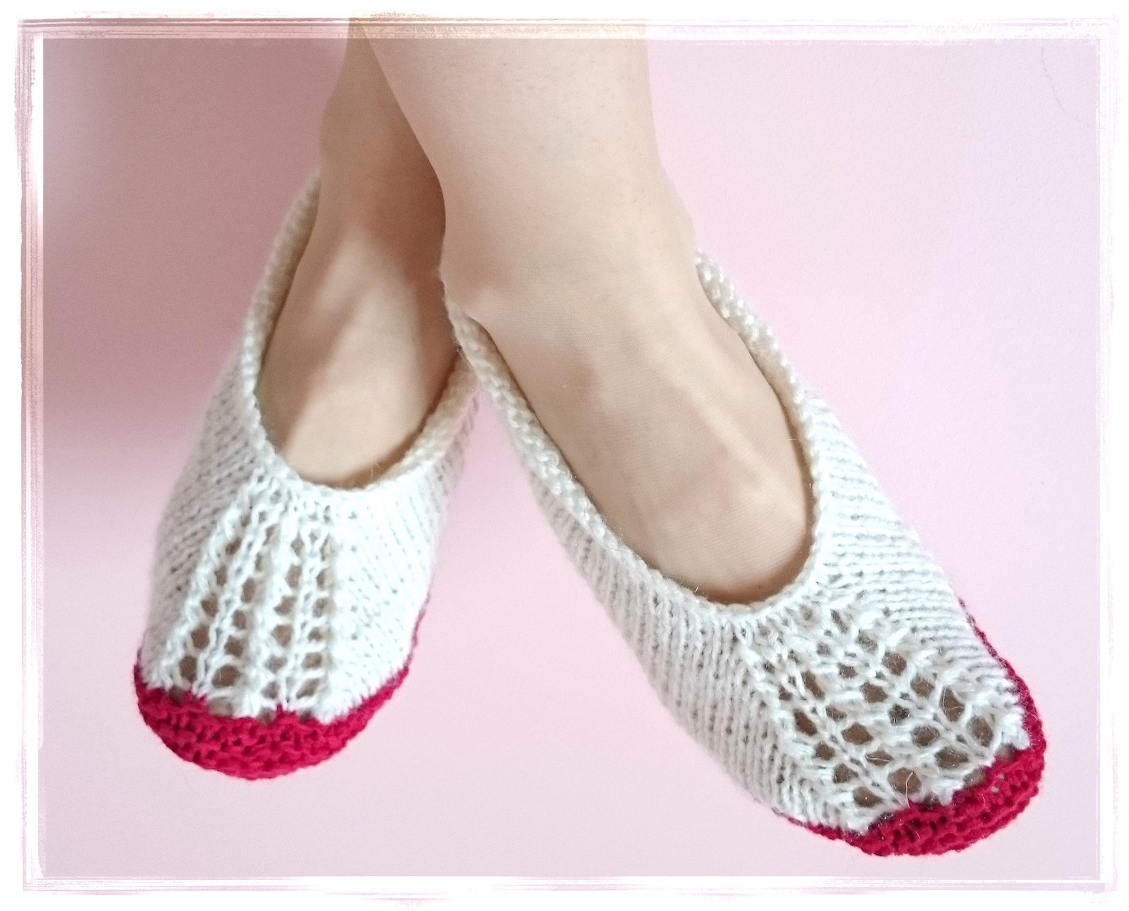 women slippers, slippers, cozy slippers, home shoes, house socks, knitted slippers, wedding flats, ballet flats, lace slippers,