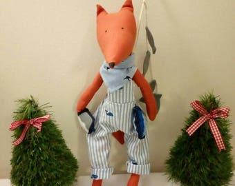 Fox, Alex the fisherman
