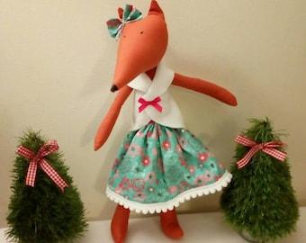 Fox, Vera the ball dancer