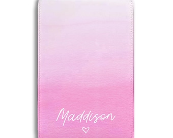 Personalised Tablet Cover, Universal Tablet Cover, Personalised Case for Tablet, Universal Tablet Case, Watercolour Tablet Case