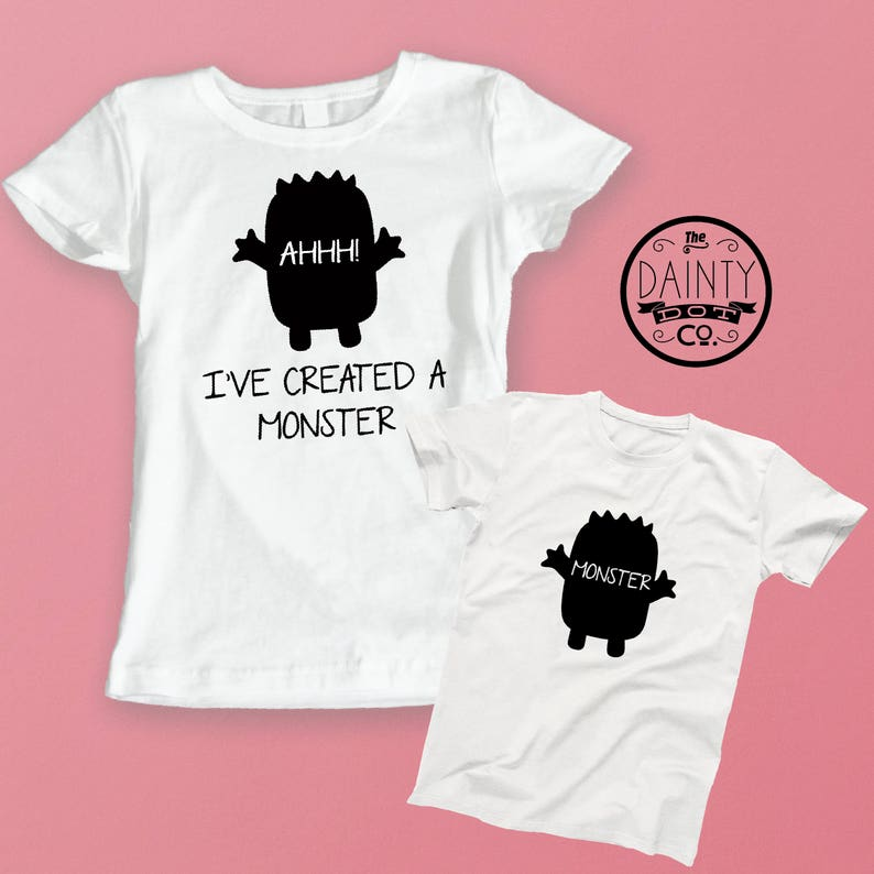626378221 Mother daughter matching shirts matching mother daughter   Etsy