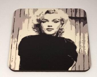 Set of 4 Marilyn Monroe Coasters