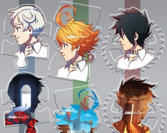 PREORDER    Bundle - The Promised Neverland 2
