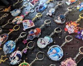 Mix and Match ANY 3+ Keychains | Anime, Manga, Cartoon Characters