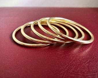 Rhea handmade metal wire ring