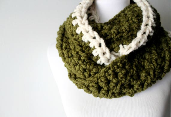 Pattern For The Perfect Beginner Infinity Scarf Pattern