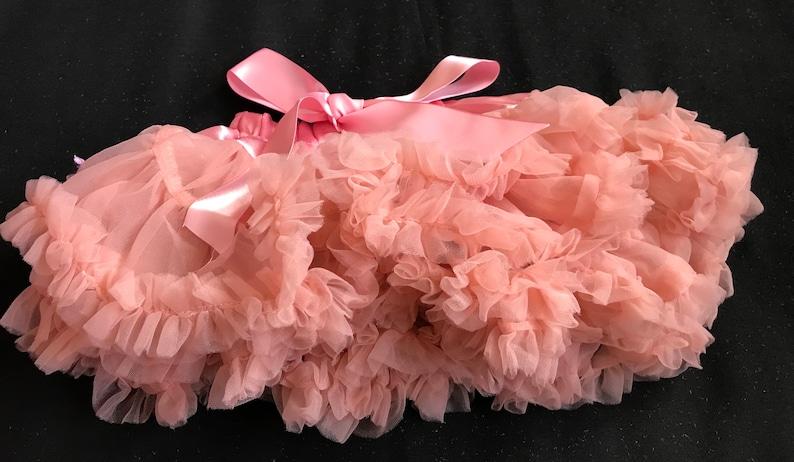 Birthday Girl Phop Cake Smash Outfit Birthday Vest /& Pearl Flower Headband Blush Fluffy Tutu Skirt Girls First 1st Birthday Outfit