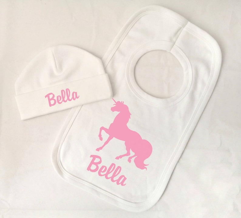 Personalised Baby Bib Elephant  Great Gift New Baby// Twins//  //Name Day Any name