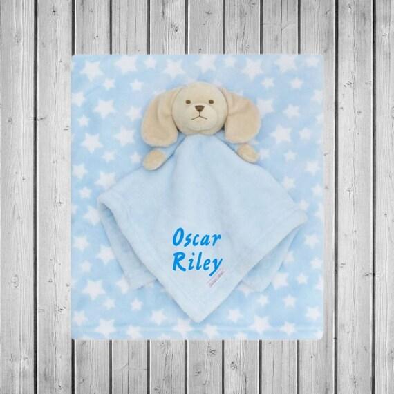 Gruffalo Unisex New Baby Shower Presents Gift Rattle Comfort Blankie Blanket