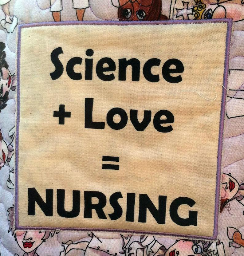 Nurses Call the Shots Simple Tote