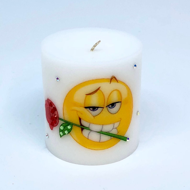 Decorative Candle By Sam Wishbone Home Decor Gift