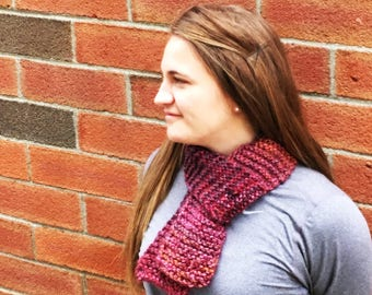Fall Holiday Scarf