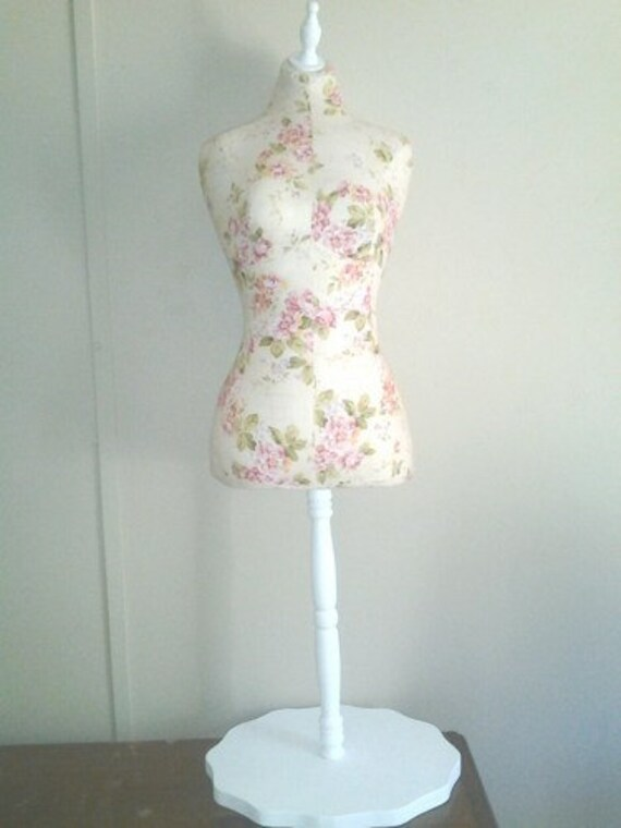 Boutique Dress Form 34 Craft Decorative Designs Cream