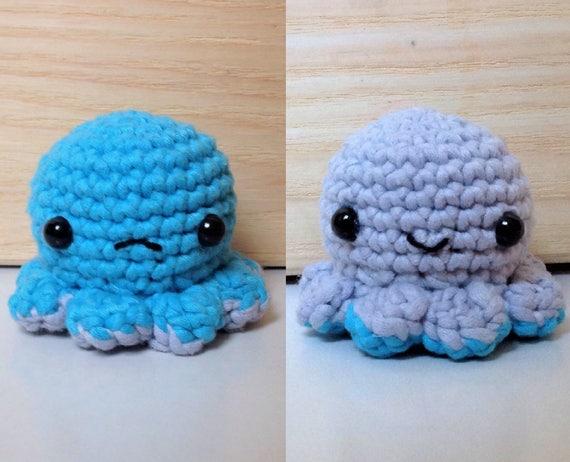 Octopus Amigurumi - Free Crochet Pattern - StringyDingDing | 462x570