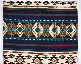 Aztec Alpaca Blanket