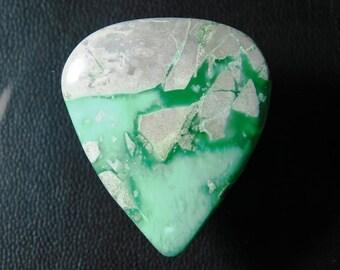 Top Rare! Natural Variscite cabochon gemstone, variscite loose gemstone, variscite for Pendant Beautiful variscite gemstone 36 Cts. #6358N
