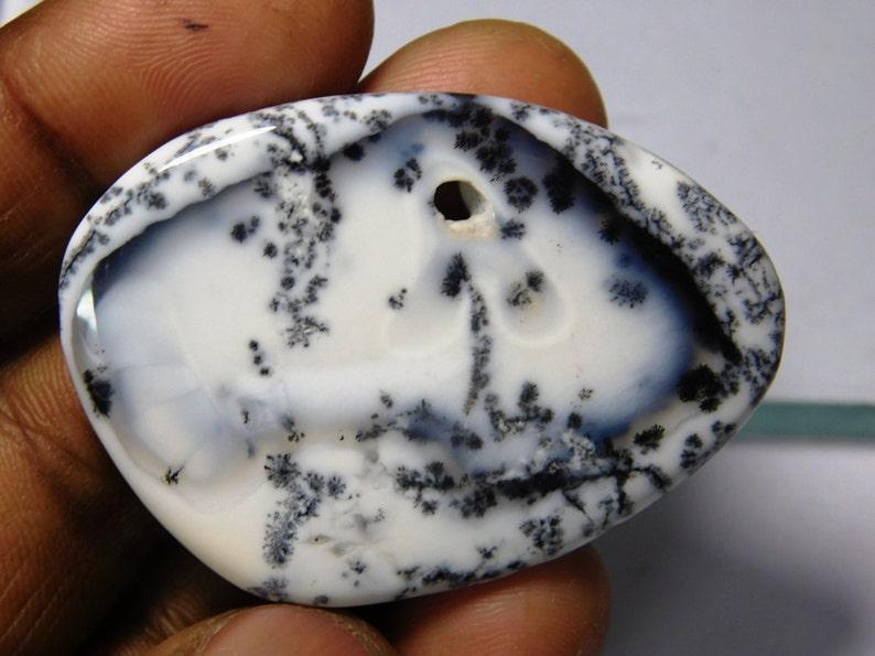 Dendrite opal loose gemstone 102 Cts Dendrite opal gemstone Natural Dendrite opal druzy,Dendritic Agate Dendrite opal loose stone #1336N