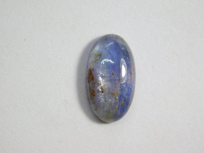 N-13435 Top Quality Tanzanite Cabochon Top Designer Tanzanite Loose Stone For Jewelry 07 Cts Designer Natural Bio Tanzanite Gemstone