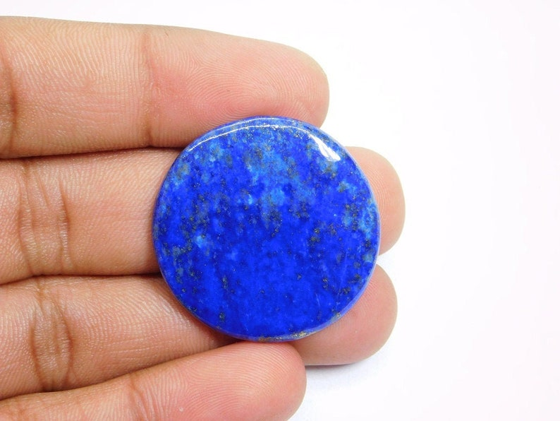 Designer Natural Lapis Lazuli cabochon New Lapis lazuli gemstone Top Quality Lapis Lazuli loose Lapis lazuli loose Stone 39 Cts #N-13569
