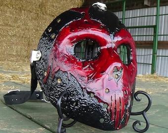 Heart breaker custom mask