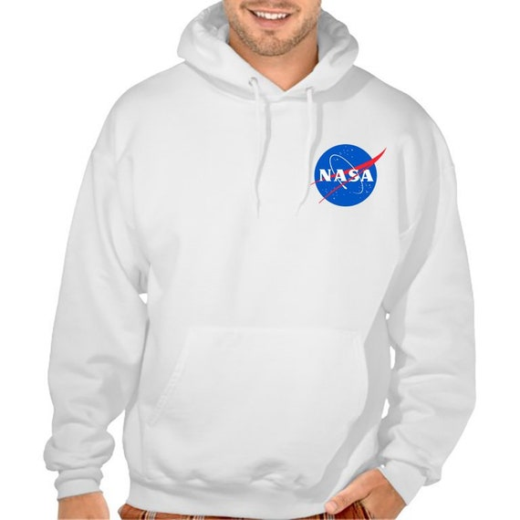 acca25562 NASA Hoodie NASA Sweater NASA Hooded Sweatshirt Nasa Soft | Etsy