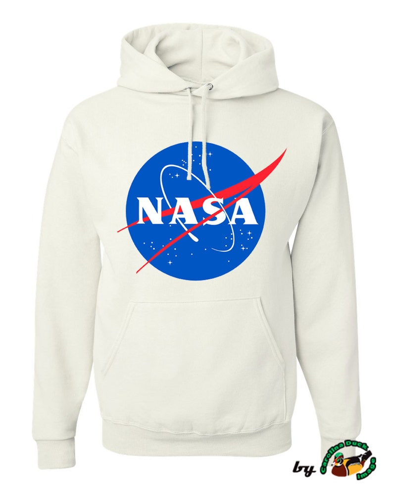 7f62d8dd4 NASA Unisex Hoodie NASA Sweater NASA Hooded Sweatshirt Nasa | Etsy