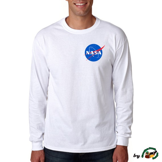 f998588c NASA Shirt NASA Long Sleeve Unisex T Shirt Gift Present | Etsy