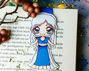 "Magnetic bookmarks ""Daenerys Targaryen"" GOT"