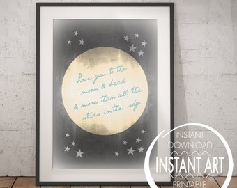 I Left A Light On Universe Universe Quote Moon Phases Etsy