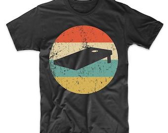 f941341d Cornhole Shirt - Vintage Retro Cornhole Board Men's T-Shirt - Cornhole Icon  Shirt