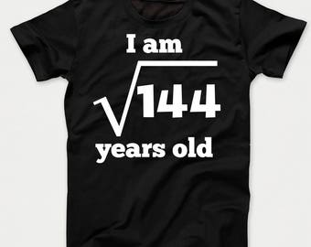 Boys 12th Birthday Shirt This Guy Is Officially 12 Years Old