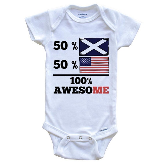 50 Percent Dominican 50 Percent American 100/% Awesome Funny Flag Infant  Toddler T-Shirt