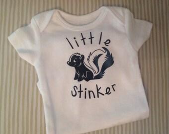 Little Stinker Onesie
