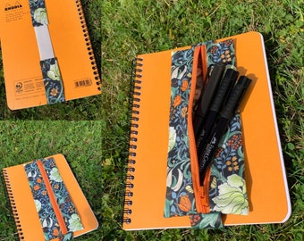 Pen Case / Journal Pencil Case !FREE SHIPPING!