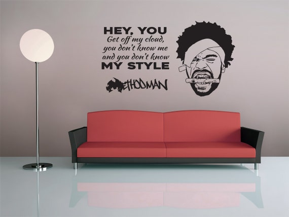 methodman mens slippers custom wu tang live print art method man personalised