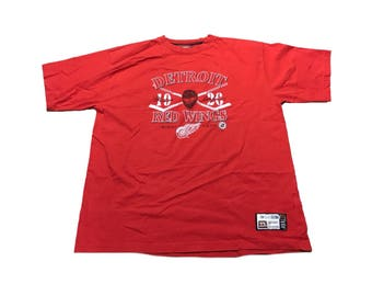 Detroit Red Wings T-Shirt Size (XL)