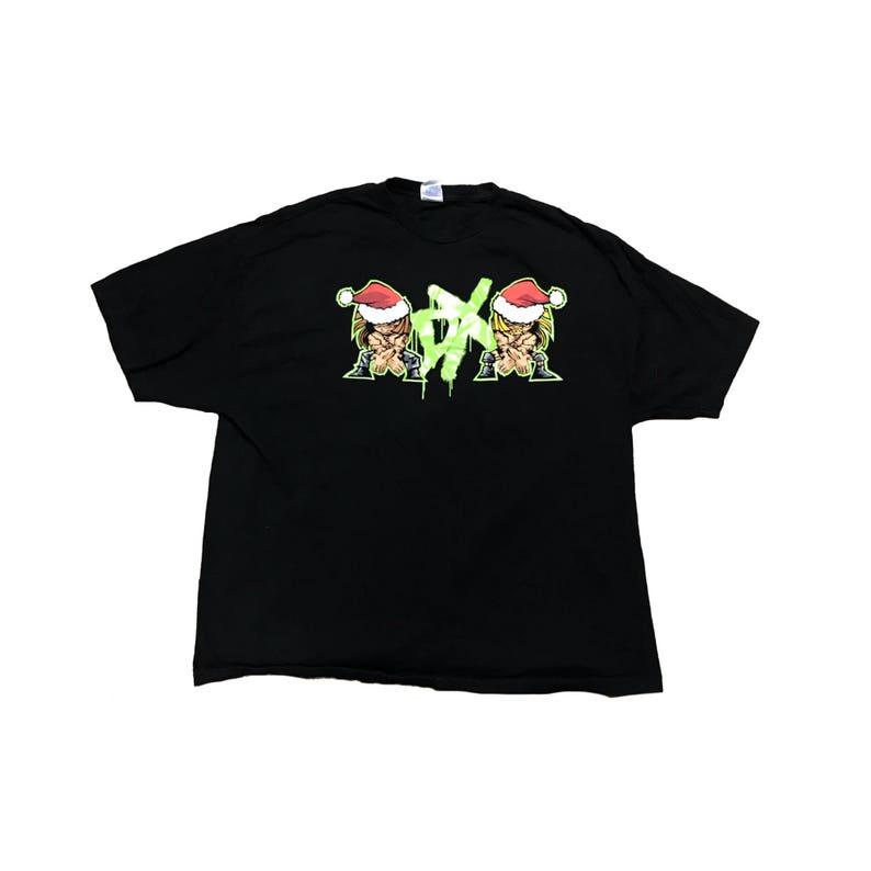 9e308d73 WWE Merry DX-Mas Shirt Size 3XL | Etsy