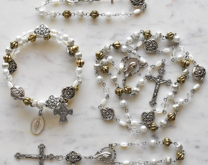 chiara luce | rosary collection