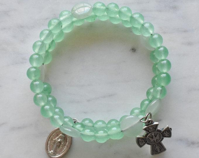 rosary wrap bracelet | Jude