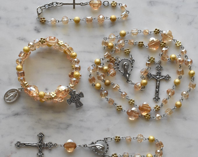 rosary collection | Lucy