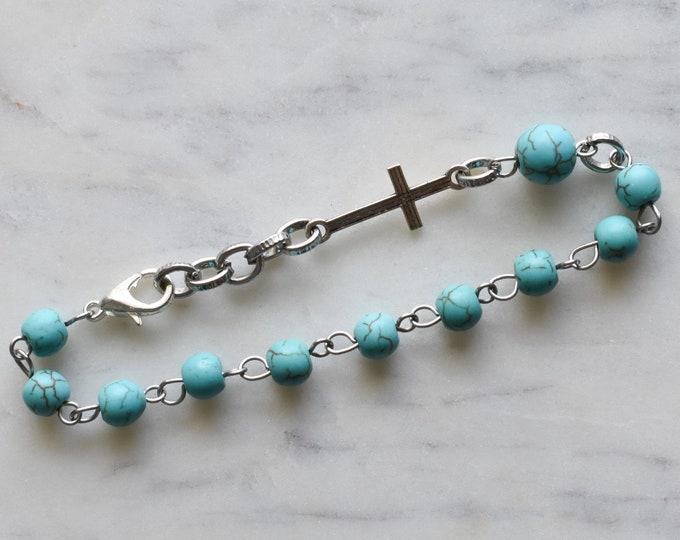 chaplet rosary bracelet | John