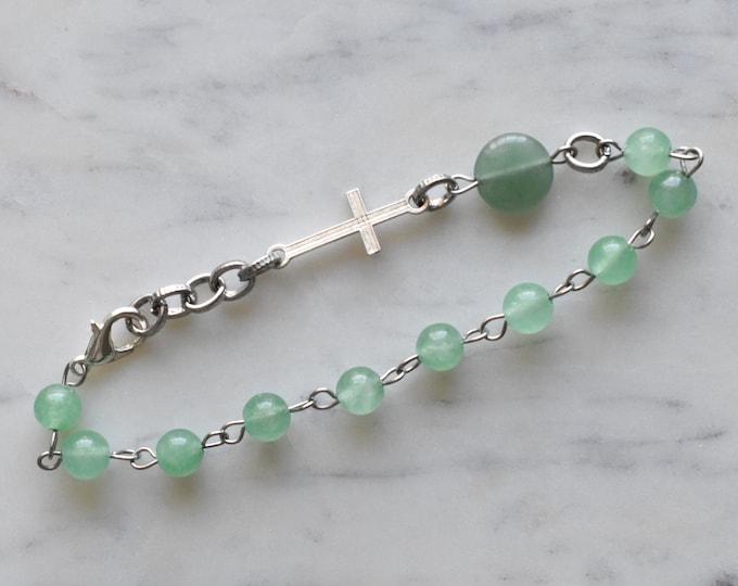 chaplet rosary bracelet | Jude