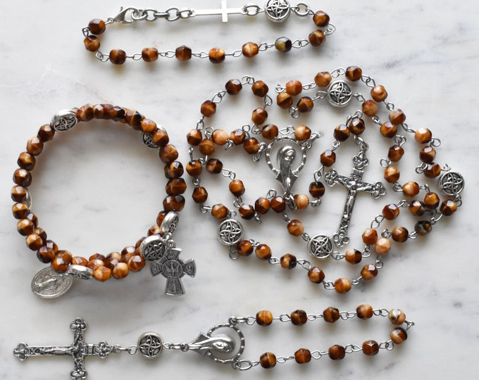 louis | rosary collection