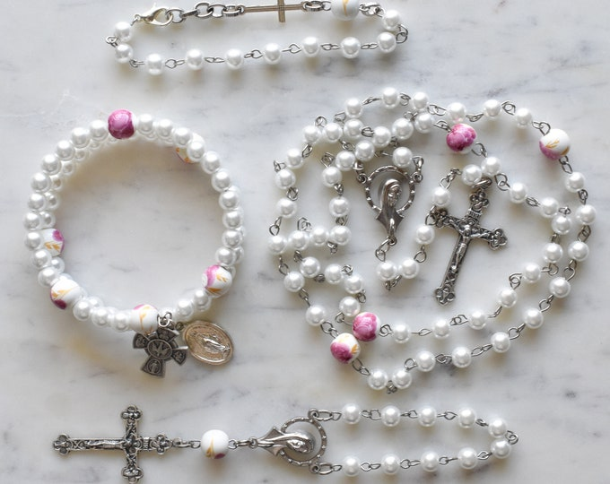 therese | rosary collection