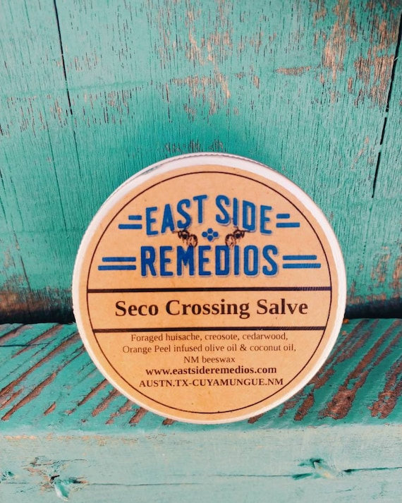 Seco Crossing Salve