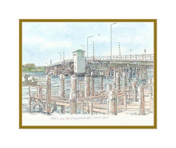 Margate Bridge 1960s