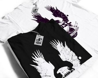UNSC Distress T-Shirt - Gamer Gift Idea Halo 5
