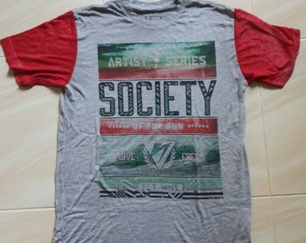 Vintage Society of The Sun tshirts