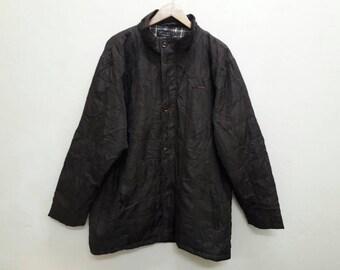Vintage Kansai Yamamoto Jacket Zipper 4L size